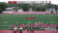 Wittenberg Football vs. Capital - 09/04/11 12:03PM