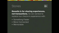 Special product announcement: Gowalla