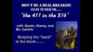 """the 411 in the 216"" 10/03/11 6:02PM (Guests: Saxophonist Eric Shaun and singer Keith McKellery."