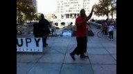 occupy Philadelphia recorded live on 10/9/11 at 1:38 PM EDT