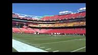 Washington Redskins Gametime Live 10/9/11