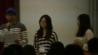 「原発」をテーマに九州の5つの大学の学生が議論する研修会