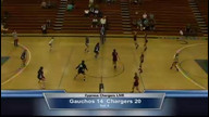 Volleyball: Gauchos vs Chargers