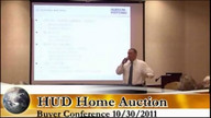 HUD Home Buyer Auction Conference