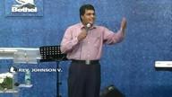 Message on 'Little Faith (Matt 14:22)' Rev Johnson V. (Thursday  Nov 17,  2011)