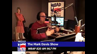 WBAP Morning News - The Mark Davis Show 11/21/11 08:56AM PST