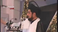 Maulana Kalbe Jawad Sb. 1st Muharram 1433H 2012