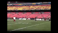 Washington Redskins Gametime Live December 4, 2011