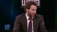 Sean Parker, General Partner, Founders Fund  & Shervin Pishevar, Managing Director, Menlo Ventures
