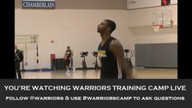 Training Camp Live: Jerry West &amp; Dorell Wright - 12/11/11