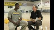 Kwame Brown Interview - 12/14/11
