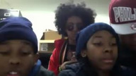 Mindless Behavior December 15, 2011 2:18 AM