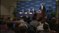 PSU Press Conference introducing Bill O