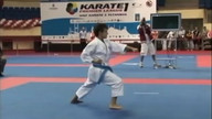 Karate | WKF | Highlight Kata Female K1 Istanbul 2011