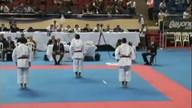 Karate | WKF | Kata Team Male Sen, Istanbul 2011