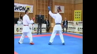 Karate | WKF | -60 Kumite Individual Male Sen -60 3rd Place