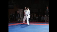 Karate | WKF | Kumite Individual Female sen -68, Salzburg 2011
