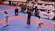 Karate | WKF | +68 Kumite Individual Female Seniors, Istanbul 2011
