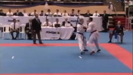 Karate | WKF | -84 Kumite Individual Male Seniors, Istanbul 2011