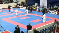WKF | Karate | Paris 2012 | Part 4