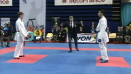 WKF | Karate | Paris 2012 | Part 7