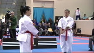 Karate | WKF | Kata Team Female Seniors, Paris 2012