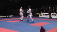 Karate| WKF| -68 Kumite Individual Female Seniors, Paris 2012