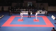 Karate | WKF | -60 Kumite Individual Male Seniors, Paris 2012