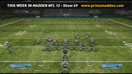 Stopping Slant Outs In Madden NFL 12