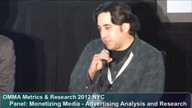 Panel: Monetizing Media - Advertising Analysis and Research