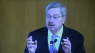 Making Government Work: A Conversation with Iowa Governor Terry Branstad