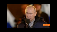Vladimir Putin Wins Russian Presidential Election