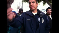 Violent Arrests at @occupyLA #M17