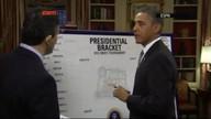 President Obama Makes NCAA Picks