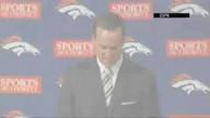 Broncos Introduce Peyton Manning As New QB