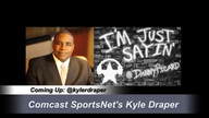 Talkin' hoops with CSNNE's Kyle Draper