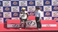 2012全日本ロードレース第1戦 J-GP3決勝 表彰式