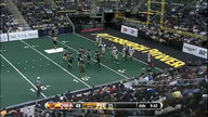 Iowa Barnstormers amazing touchdown pass on 4th down conversion