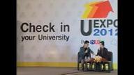 เทปบันทึกภาพงาน Uexpo 2012 วันที่ 8/04/2555 ตอนที่ 1