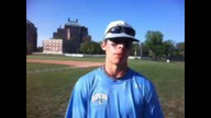 Johns Hopkins Baseball 2012 recorded live on 4/20/12 at 5:47 PM EDT