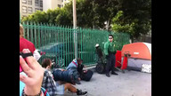 OccupyFreedomLA recorded live on 4/21/12 at 7:35 AM PDT