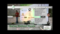 Presentaciones finales del Startup Weekend Morelia