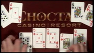 PART 1 CHAD BROWN POKER CHALLENGE