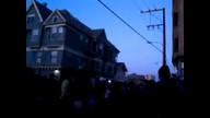 #OO Banner Drop and Street Party