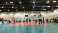 UKSG Volleyball Girls