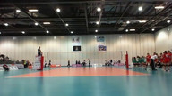 Sainsburys School Games 2012 - Court 1