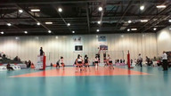 UKSG Volleyball Girls Match 8