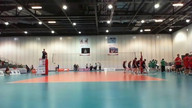 Welcome to day two of the Sainsburys UK school games Volleyball #schoolgamesvball