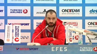 After Game Press Conference Basilis Spanoulis Final Four 2012 - Istanbul
