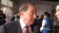 Bob Arum NY Interview for Pacquiao vs Bradley